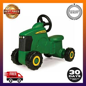 John Deere 35189 Foot to Floor Tractor Ride-On, Green, One Size