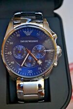 Genuine Emporio Armani Watch; Boxed; Brand new unused in packaging