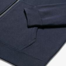 Nike Felpa Uomo con cappuccio Full Zip colore Blu referenza 804389 451 S