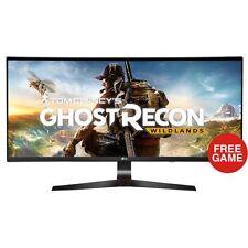 "LG 34"" 34UC79G 144Hz 2k Quad HD Freesync Ultrawide Curved Gaming Monit 34UC79G-B"