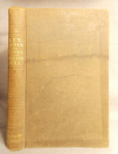 1847 Antique MEN, WOMEN AND BOOKS by Leigh Hunt SKETCHES ESSAYS CRITICAL MEMOIRS