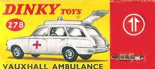 Ambulance Dinky Diecast Cars, Trucks & Vans