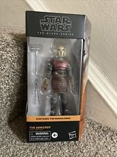 Star Wars The Black Series Mandalorian The Armorer Action Figure New 6?
