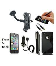 Nuevo 6 X Accesorio Premium Bundle Kit Para Iphone 4 4s De 16 Gb 32 Gb Top Artículos De Calidad