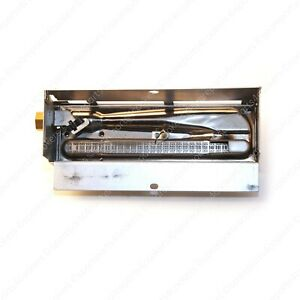 RANGEMASTER Oven Burner, Cradle and Oven Electrode Complete A037152  LPG