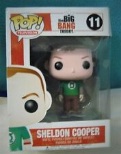 Figure the Big Bang Theory Sheldon Cooper Pop Funko Vinyl Tv Series Season #1
