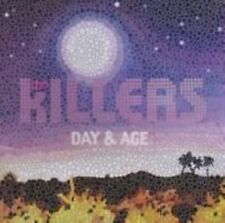 Killers Day and Age CD 10 Track European Island 2008