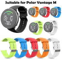 Para reloj inteligente Polar Vantage M Reemplazo de correa reloj silicona suave
