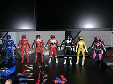 Hasbro power rangers lightning collection lot