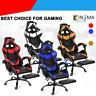 Fauteuil Chaise de Bureau Gaming Gamer Siège Racing-Inclinable à 150° Pivotant !