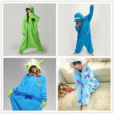Monsters onsie1 Costume Kigurumi Anime Cosplay Pyjamas Onesie12 Fancy Dress UK