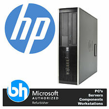 Fast HP Quad Core Desktop PC Computer Windows 7 Pro AMD Phenom II x4 3.0GHz 4GB
