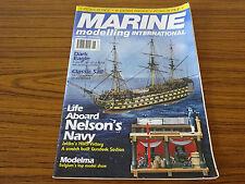 Marine Modelling International: June 2005: Dark Eagle, Nelson's Navy, Modelma