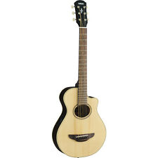 Yamaha APXT2 3/4 Size Acoustic Electric Guitar in Natural with FREE Gig Bag