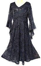 TS dress TAKING SHAPE EVENT WEAR plus sz M / 20 Akila Dress luxe NWT rrp$280!