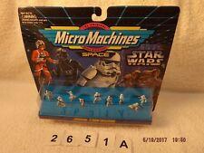Vintage Star Wars Imperial Stormtroopers Galoob Micro Machines 1994