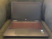 """HP OMEN 15-ax256nr 15.6"""" Gaming Laptop i7-7700HQ 8GB 1TB GTX 1050 *FAST SHIPPING"""