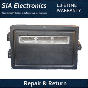 2000 Ram Van 1500 2500 3500 3.9L 5.2L 5.9L ECU PCM  Repair & Return