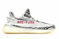 Adidas Yeezy Boost 350 V2 Zebra Shoes US Size 10 White/Black NEW In Hand W/ Box