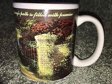 Thomas Kinkade Hallmark Coffee Mug Spring Gate 1997 Painter Of Light Collectible