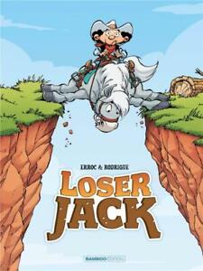 BD - LOSER JACK, TOME 1 / ERROC, RODRIGUE, EO BAMBOO