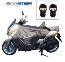 Pack Hiver BASGTER Yamaha 125 NMAX (SAUF URBAN) Tablier + Manchons + 2 Cagoules