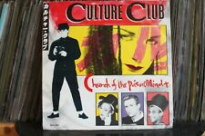 "7"" Single Culture Club - Church Of The Poison Mind / Man Shake"