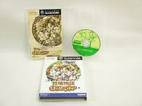 BOKUJO MONOGATARI Wonderful Life Item REF/bbcc Game Cube Nintendo Japan gc