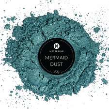 MEYSPRING Mermaid Dust Mica Powder for Epoxy - Two Tone Resin Color Pigment