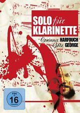 Solo für Klarinette * DVD (2013)m. GÖTZ GEORGE/Barbara Auer - NEU+OVP i. FOLIE