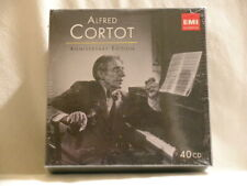 ALFRED CORTOT Anniversary Edition  EMI SEALED 40 CD Box Set