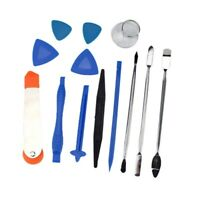 15 in 1 Electronics Opening Pry Repair Tool Kit with Metal Spudger for Phones FD