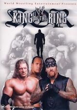 WWE - King Of The Ring (DVD, 2002)