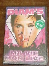 DIAM'S Ma vie mon live DVD NEUF