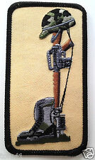 *** FIELD CROSS ***... Military Veteran Biker Patch D