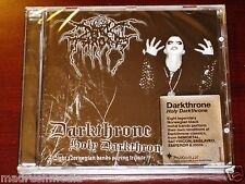 Darkthrone Holy Tribute CD 2012 Immortal Thorns Satyricon Emperor NEUF