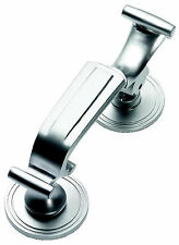 Satin Chrome Doctors Style Door Knocker (SCP25A)