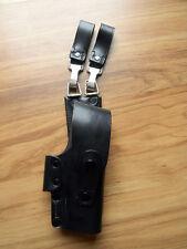 German Police Riot pistol Holster AKAH for Sig Sauer P225/6 RH 1985 Vintage