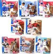 McFarlane Sports MLB Baseball Series 3 Figure Set of 8 Jones Alomar Oswalt 2003