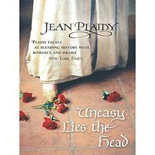 Uneasy Lies The Head - Tudor Saga Book 1 Jean Plaidy Very Good 0099588242