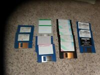 Lot of 14 Commodore Amiga Disks