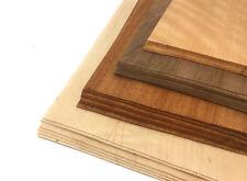 Bastelset Holz Nussbaum Buche Mahagoni Ahorn Holzdeko Modellbau Intarsien werken