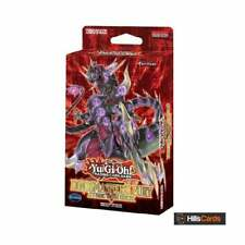 YuGiOh Dinosmasher's Fury Structure Deck | New & Sealed | TCG Cards | Dinosaurs