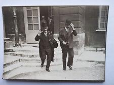 Originale Photo – Politiciens – CHAPSAL Fernand & HYMANS Max - 25 juin 1937