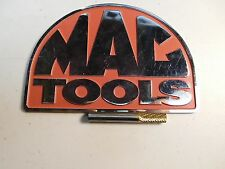 MAC TOOLS CBA3T CYLINDRICAL SHAPED TITANIUM CARBIDE BURR MADE IN USA