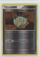 2008 Pokémon Majestic Dawn Booster Pack Base Reverse Foil #91 Helix Fossil 2f4