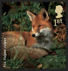 Fox on 2004 stamp