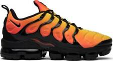 Nike Air Vapormax Plus Sunset Black Total Orange VM Max Tuned 924453-006
