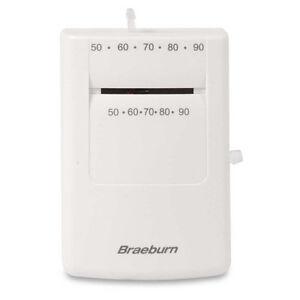 Braeburn 505 Heat Only Mechanical Thermostat