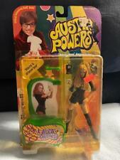 New listing Austin Powers Series 1 McFarlane Figure Felicity Shagwell - New